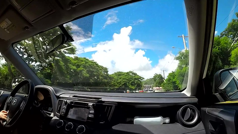 VIDEO: THE TRIP HOME. CLICK ON THE PHOTO AND LET IT BUFFER A BIT.