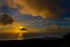 GARAPAN: SUNSET OVER THE PHILIPPINE SEA