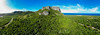 180-DEGREE PANORAMA OF SUICIDE CLIFF