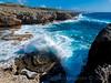ABOVE HIDDEN (San Juan) BEACH