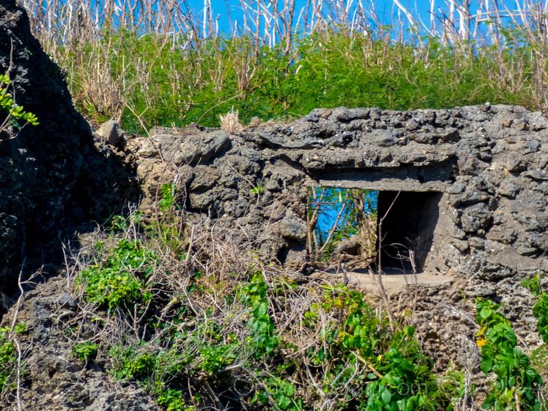 BUNKER ON HILL, HIDDEN BEACH