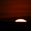 GREEN FLASH! GREEN FLASH (maybe)!