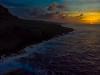 SUNSET OVER MANAGAHA