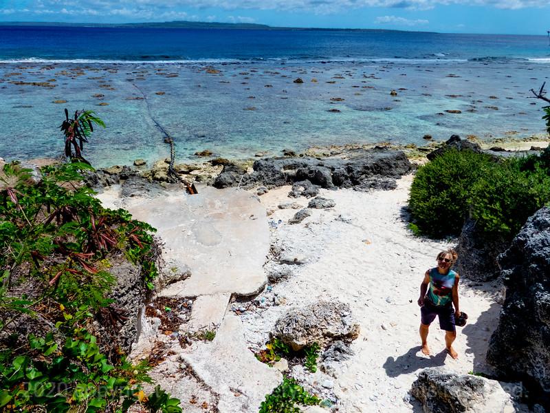 BEV AT CORAL OCEAN POINT BEACH