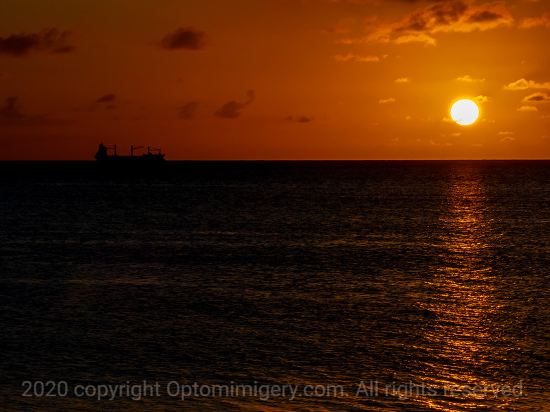 BEFORE THE GREEN FLASH