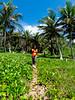 WALKING DOWN TO HIDDEN (SAN JUAN) BEACH