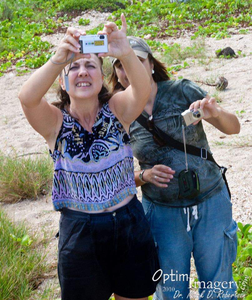 """I can't remember what they were photographing.  Probably getting """"last photos"""" of the Old Man."""