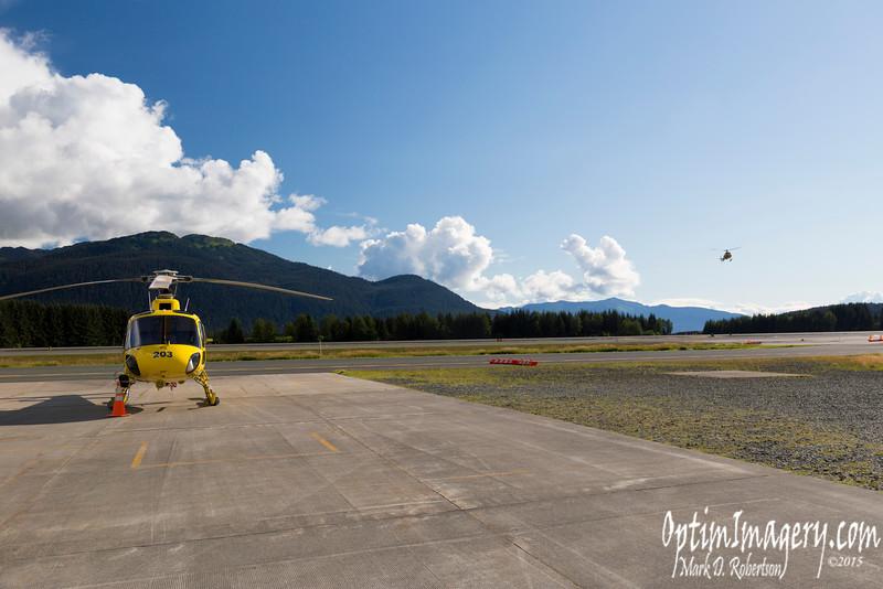 CLIMB ABOARD A COASTAL HELICOPTER!