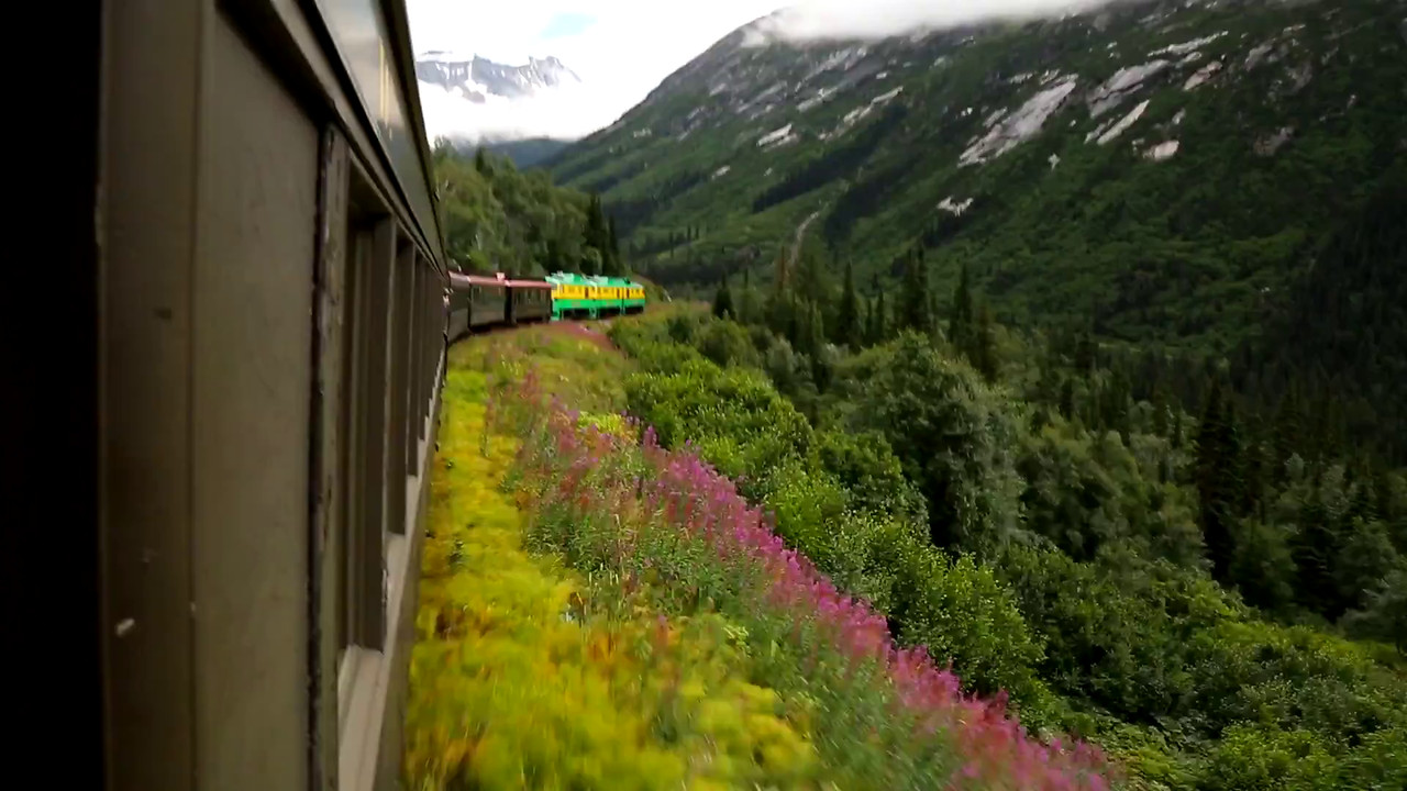 VIDEO:  WHITE PASS AND YUKON ROUTE, video 3
