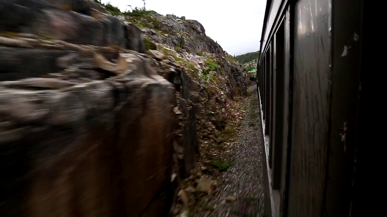VIDEO:  WHITE PASS AND YUKON ROUTE video 1