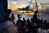 After all, it is called a SUNSET cruise!