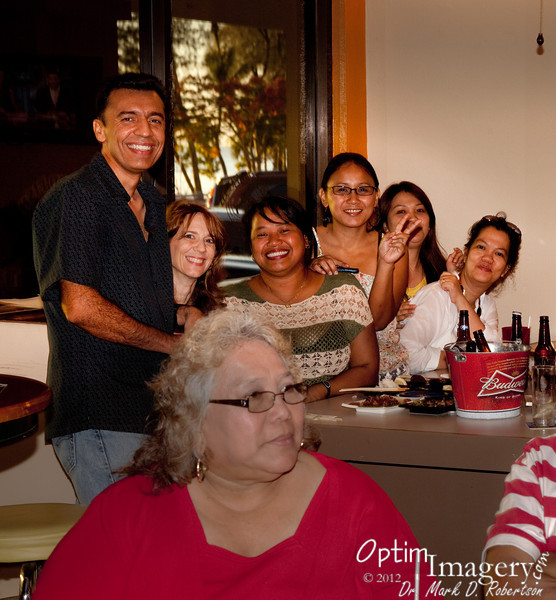 The Marianas Eye Institute group is lookin' good (as always!)!