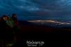 ALBUQUERQUE NIGHT VIEW FROM ATOP SANDIA PEAK