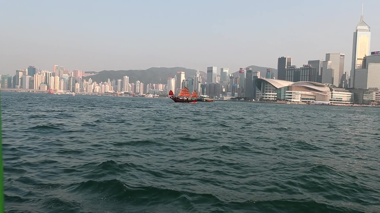 BACK TO KOWLOON BY STAR FERRY