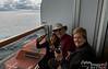 Celebrating our wonderful Glacier Bay trek on Dennis and Judy's veranda.