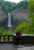 Bev and Bri at Taughanock Falls State Park
