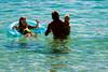 ZAC, BEV, AND RIO IN LAKE CHELAN