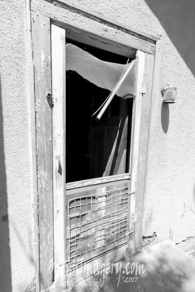 WHAT LIES THROUGH YONDER DOOR?
