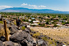 Looking out over the Greater Albuquerque Area.
