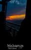 SANDIA TRAM AT SUNSET