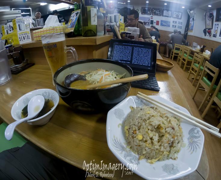 RAMEN BAYASHI NOODLE SHOP, NARITA, CHIBA, JAPAN