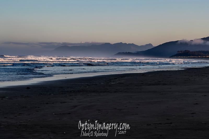 CAPE MEARS BEACH, OREGON COAST