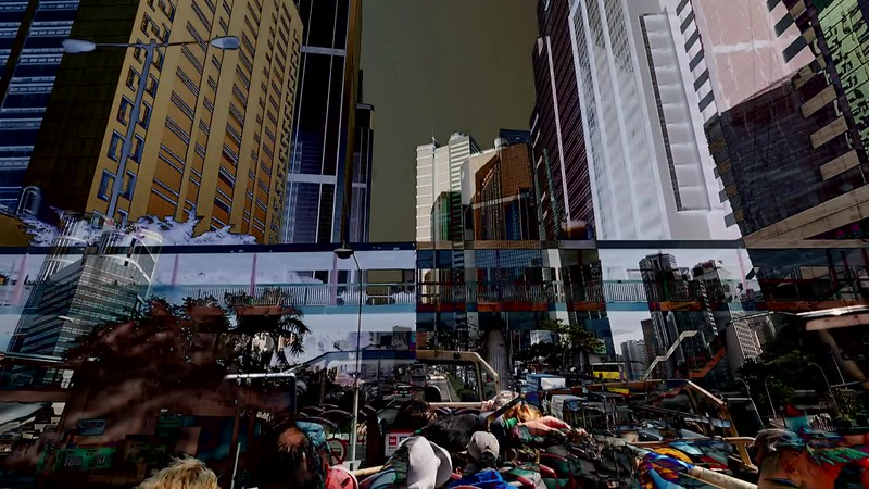 VIDEO: CENTRAL HONG KONG AND THEN TOWARD STANLEY