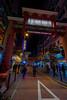 NIGHT WALK TO TEMPLE STREET