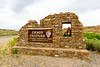 ENTRANCE TO CHACO CULTURE NATIONAL HISTORICAL PARK
