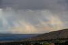 RAIN SHOWERS AND SUN IN ALBUQUERQUE VALLEY