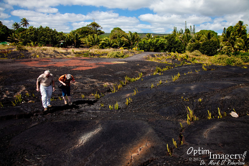 "Kaimu.  Until 1990, this area was a spectacular black sand beach.  A series of eruptions from 1990 - 1992 covered the beach with 20 feet of lava.  Not so soft to lay back and sunbathe on, but totally spectacular, too!<br /> <br /> If you are curious about where some of these things may be, click on ""Map This"" above!"