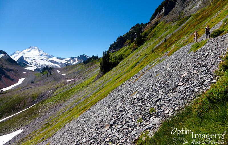 Hard to stop taking photos of Mount Baker.