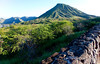 Koko Head, east of Honolulu.