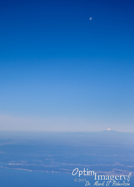 Lost Between the Moon and Mount Fuji