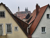 MORE RED ROOFS OF ROTHENBURG