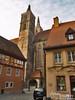 ST. JACOB'S CHURCH; ROTHENBURG ob der TAUBER