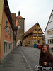WALKING THE MAIN STREET, ROTHENBURG ob der TAUBER