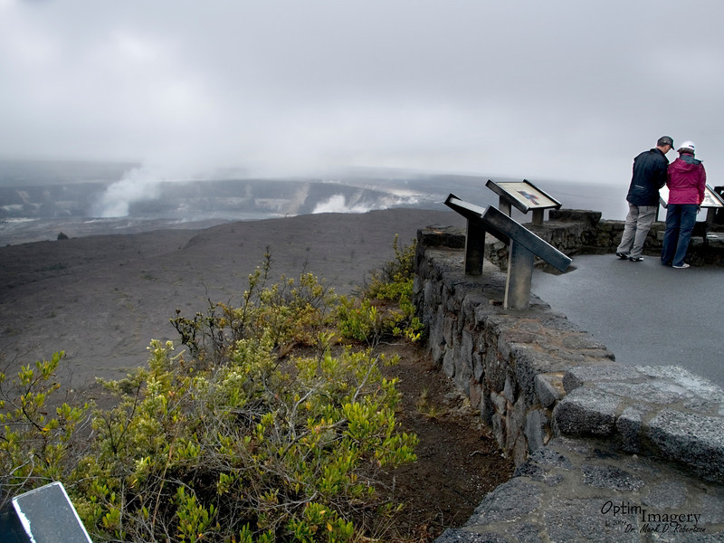 Halema'uma'u is considered to be the mythical home of Pele, goddess of fire, goddess of the volcano.