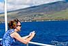 Looking back toward Lahaina (on Maui).