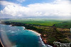 """Just took off from Kahului Airport en route to Kona.  Remember the album about the Road to Hana ( <a href=""""http://www.optimimagery.com/Travel/JANUARY-AND-FEBRUARY-2010/JANUARY-2010-HAWAII-VOL-III/14107001_QaNiY"""">http://www.optimimagery.com/Travel/JANUARY-AND-FEBRUARY-2010/JANUARY-2010-HAWAII-VOL-III/14107001_QaNiY</a>)?  That starts at the road you see paralleling the shore here."""