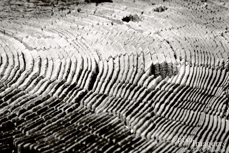 Old drift wood.