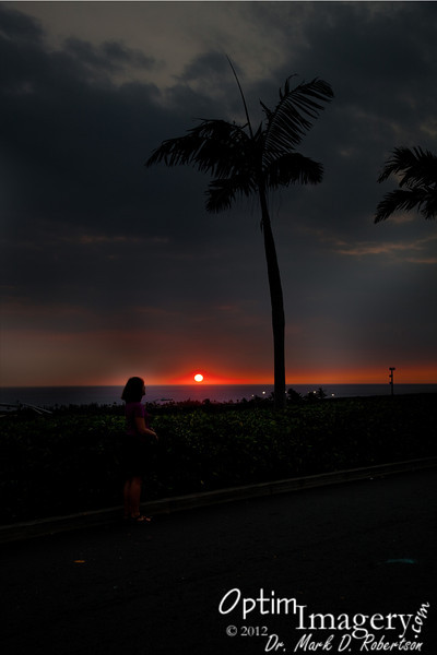 """Sunset in Kona as we awaited Mom, Dad, Marsha, and Steve to fly in.<br /> <br /> See    <a href=""""http://www.optimimagery.com/TRAVEL2012/HAWAII-2012/JAN-FEB-2012-HAWAII-WAIKOLOA/21776649_rDLHbR"""">http://www.optimimagery.com/TRAVEL2012/HAWAII-2012/JAN-FEB-2012-HAWAII-WAIKOLOA/21776649_rDLHbR</a>    to continue!"""