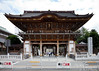 Here you see the Sōmon from further back.