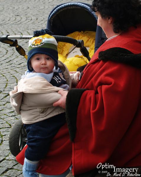 Little Bavarian. Perhaps Conan the Bavarian?