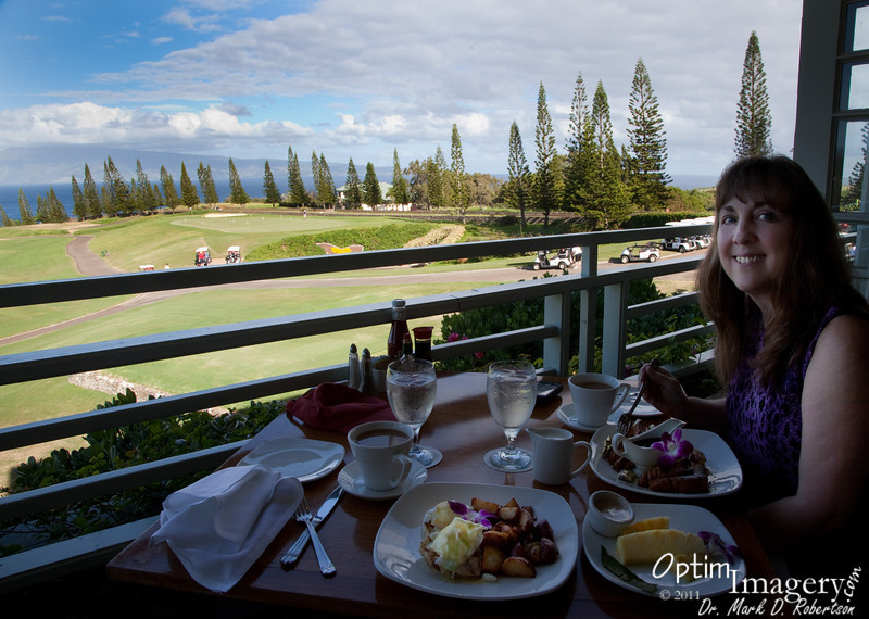 "We asked the owner of our B&B where he would suggest for breakfast.  He recommended the Plantation House Restaurant.  Definitely a good recommendation.  Excellent view, great food, and good service.  For more on this remarkable ""clubhouse"" style restaurant, see their website:<br /> <br /> <a href=""http://www.theplantationhouse.com/"">http://www.theplantationhouse.com/</a>"