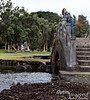 Liliuokalani Gardens.  This is within easy walking distance of Seaside Hotel Hilo.