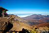 Haleakala from the rim.