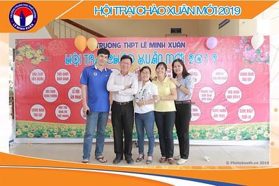 THPT-LeMinhXuan-Hoi-Trai-Chao-Xuan-Moi-instant-print-photobooth-in-Saigon--Chup-anh-in-hinh-lay-lien-tai-Binh-Chanh-TP-HCM-WefieBox-Photobooth-Vietnam-003