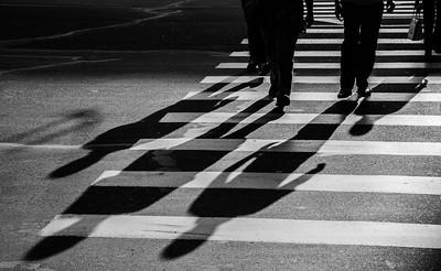 Just Crossing