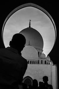 Sheikh Zayed, Place of Worship?